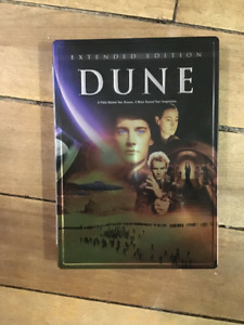 Dune DVD steelbook: theatrical & extended edition