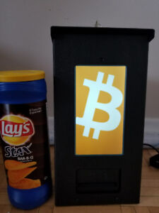 Bitcoin ATM in your business