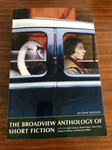 The Broadview Anthology of Short Fiction 2nd edition
