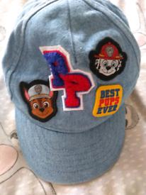 Next Paw Patrol boys cap