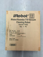 Brand New iRobot Roomba® 770 Vacuum Cleaning Robot