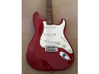 Fender Strat Stratocaster MIM - Excellent Condition - only used at home