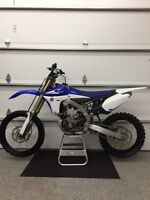 Beautiful 2013 YZ450