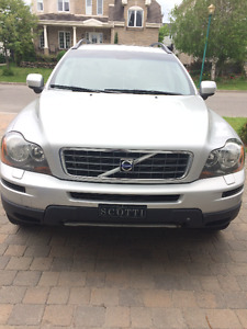 2009 Volvo XC90 cuir Camionnette