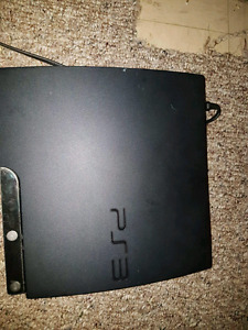 Ps3 with 3 Controllers and games