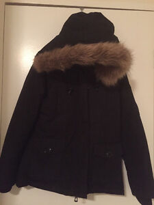 super thick $120 winter coat. wore a couple times Moose Jaw Regina Area image 1