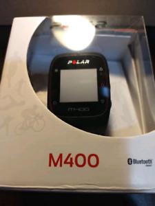 Polar M400 Bluetooth GPS Sports Watch