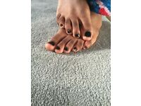 Mobile Manicure and Pedicure Service