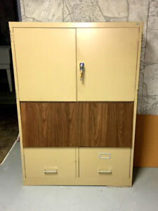 Filing cabinet/storage unit