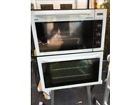 AEG Competance electric pyrolytic double oven