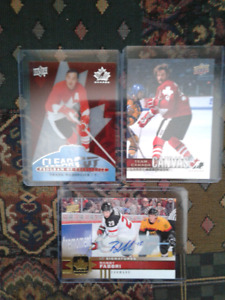 Cool Canadian Tire hockey cards!