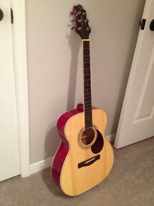Samick Greg Bennett Acoustic Guitar (Worthington Series OM5) Kawartha Lakes Peterborough Area image 1