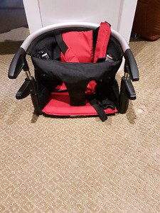 Phil and Ted's lobster portable high chair $50