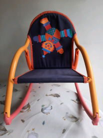 Gymboree child's rocking chair
