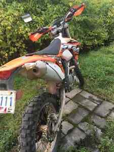Beautiful Shape KTM 350 EXC-F
