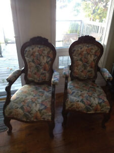 Beautiful Antique Chairs -2