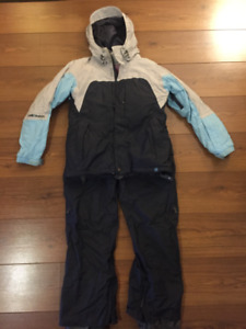 Women's Burton Snowboard Jacket (S) and Pants (M)