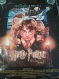 HARRY POTTER PHILOSOPHER STONE POSTER
