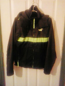 Hollister Spring / fall Jacket