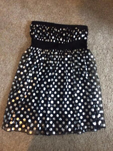 Excellent condition Polka Dot dress, size large
