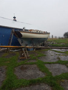 classic sailboat parts for sale