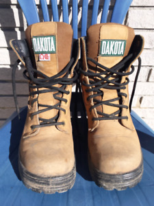 REDUCED!!  Dakota Work Boots