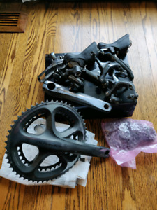 Shimano Dura Ace 7900 full group set components