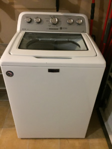 Washer and dryer set for sale.