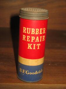 B. F. Goodrich Bicycle Rubber Repair Kit