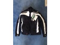 Frank Thomas motorbike jacket new!!!