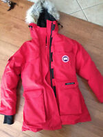 Canada Goose Expedition - Red size small