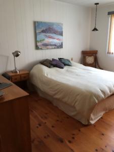 Maison à louer à Val-David pour le  temps des Fêtes.