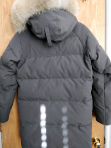 Canada Goose Emory Parka (XS) - Graphite pour Homme, Neuf