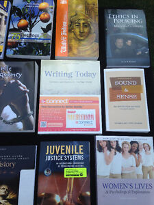 TONS OF TEXT BOOKS.  Social Psych books Etc. London Ontario image 1