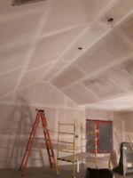 Drywall taper over 20 years experience