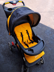 Safety 1st deluxe stroller