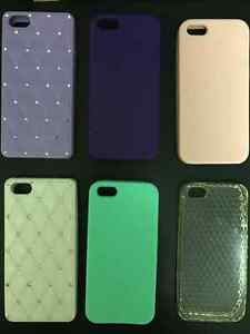 iPhone 5 rubber cases