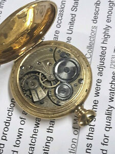 Collectable OMEGA POCKET WATCH very rare