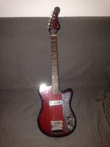 Tempo / Vintage Japanese guitar / 1969