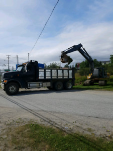 Wanted to buy tandem dump truck