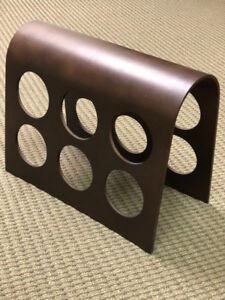 Bentwood Wine Rack