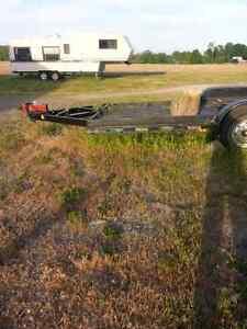 Double Axle Car Trailer $3500 obo. London Ontario image 6