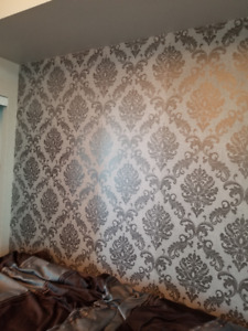 Dynasty painting and wallpaper