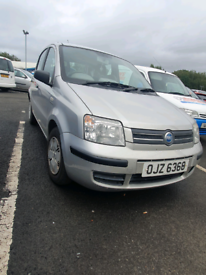 Fiat panda 1.3 diesel with only 47000 miles