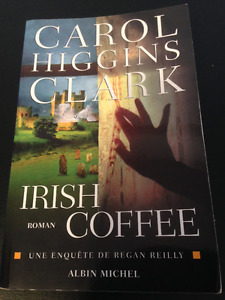Livre Carol Higgins Clark Irish Coffee