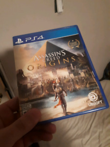 Asassins Creed Origins - ps4