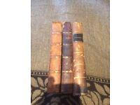 Ivanhoe by sir Walter Scott old vintage books