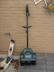 Yardworks Electric Snowshovel London Ontario image 1