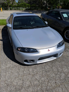 1998 Mitsubishi eclipse gs $3900