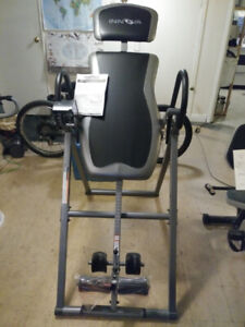 Heavy Duty Inversion Table ( Table D'inversion Robuste )